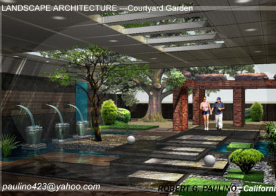 Pirenasi_courtyard garden-2