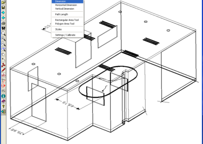 cad-viewer-sample-04-conference-room-dimensions