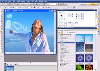 photoimpact-background-effect