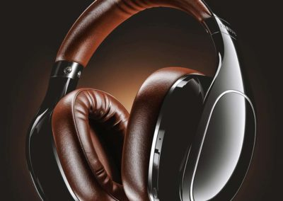 Samsung Headphones by Vasiliy Vatcik (VRay for Rhino)